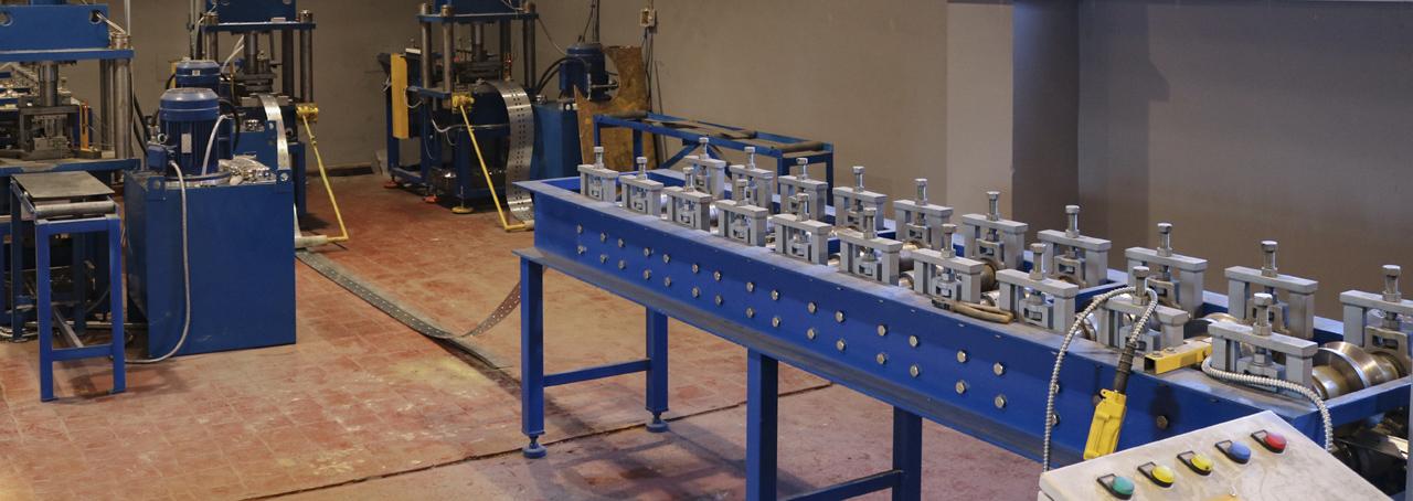 Производство полочных стеллажей Форстор
